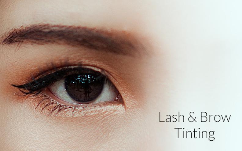 Lash & Brow Tinting